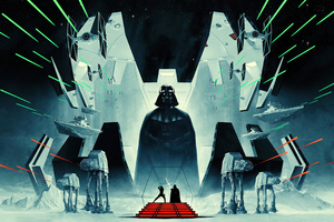 Star Wars Empire Strikes Back Wallpaper
