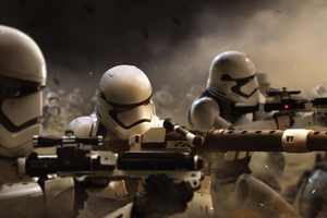 Star Wars Ep7 The Force Awakens 3 Wallpaper