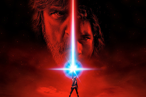 Star Wars Episode VIII The Last Jedi 4k