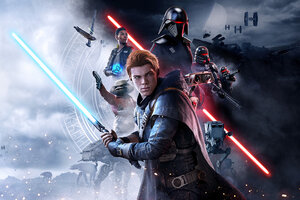 Star Wars Jedi Fallen Order 4k New Wallpaper