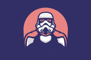 Star Wars Minimalist 4k