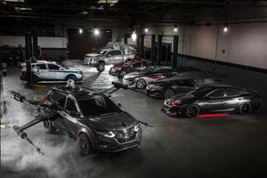 Star Wars Nissan Cars Wallpaper
