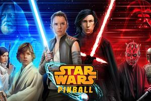 Star Wars Pinball Wallpaper