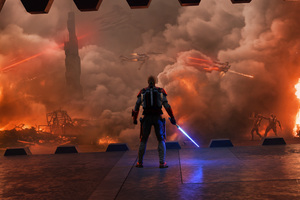 Star Wars Siege Of Mandalore