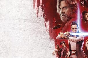Star Wars The Last Jedi 10k 2017 Wallpaper