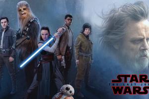 Star Wars The Last Jedi 2017 HD