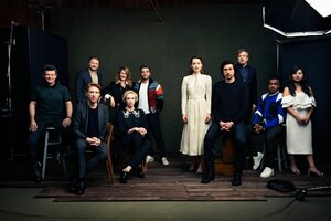 Star Wars The Last Jedi Cast Photoshoot Vanity Fair