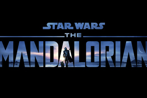 Star Wars The Mandalorian Official Wallpaper