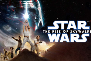Star Wars The Rise Of Sky Walker Movie