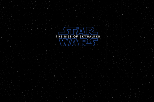 Star Wars The Rise Of Skywalker 2019 Wallpaper