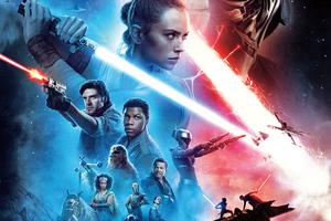 Star Wars The Rise Of Skywalker New 8k