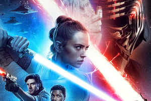 Star Wars The Rise Of Skywalker New Poster