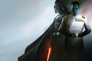 Star Wars Thrawn Alliances Wallpaper