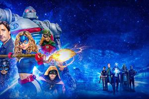 Stargirl 4k 2020 Wallpaper