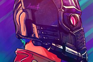Starlord Wallpaper