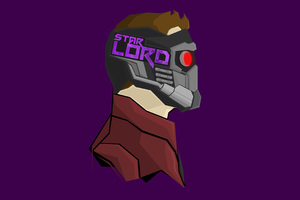 StarLord Pop Head Shot