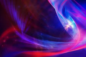 Stars Abstract Art 4k