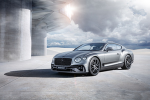 Startech Bentley Continental GT 2019 Wallpaper