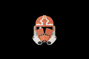 Starwars Helmet 4k Wallpaper