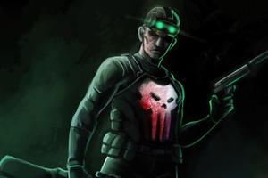 Stealth Punisher 4k