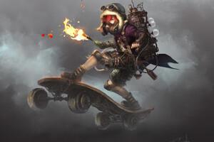 Steampunk Hunters