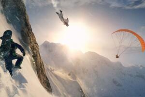 Steep Ubisoft 4k Wallpaper