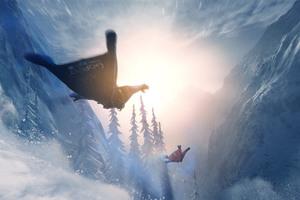 Steep Wingsuit 2017 Game