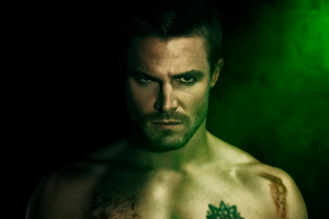 Stephen Amell As Oliver Queen In Arrow 4k Wallpaper