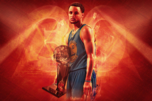 Stephen Curry 2020 Wallpaper
