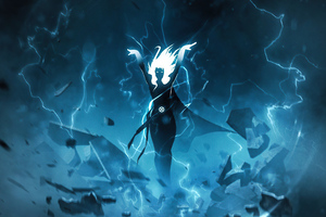 Storm Fictional Superhero 4k Wallpaper