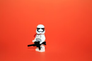 Storm Troopers Wallpaper