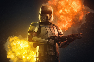 Stormtrooper Corp 4k Wallpaper