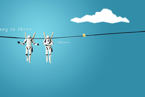 Stormtrooper Funny 4k