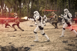 Stormtrooper Rogue One A Star Wars War 5k Wallpaper