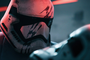 Stormtroopers Star Wars 4k 2020