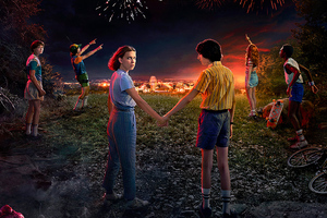 Stranger Things Season 3 2019 Wallpaper
