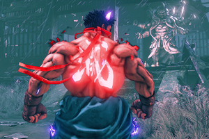 Street Fighter V 4k 2018