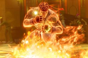 Street Fighter V 5k