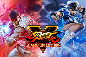 Street Fighter V Champion Edition Wallpaper