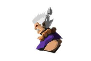 Street Fighter V Minimalism Wallpaper