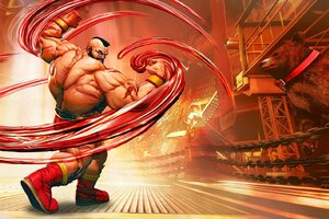 Street Fighter V Video Game