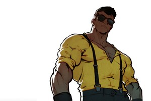 Streets Of Rage 4 2020 Wallpaper
