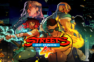 Streets Of Rage 4 4k Wallpaper