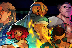 Streets Of Rage 4 Wallpaper