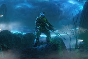 Strictly Recon Halo Wallpaper
