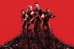 Strike Back Amazon Tv Series Wallpaper