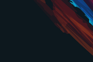 Stroke Minimalism 4k Wallpaper