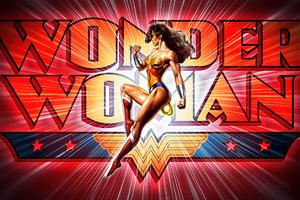 Stronger Wonder Woman 4k