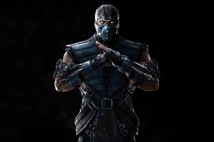 Sub Zero In Mortal Kombat 4k 2020 Wallpaper