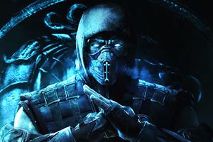 Sub Zero Mortal Kombat 4k 2020